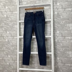 Madewell 10″ High-Rise Skinny Jeans Size 26